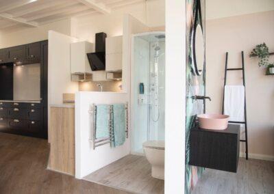 Formosa Showroom Bath Two Bathrooms and Kitchen